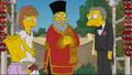 Moe's wedding