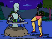 Robots Legs and Body