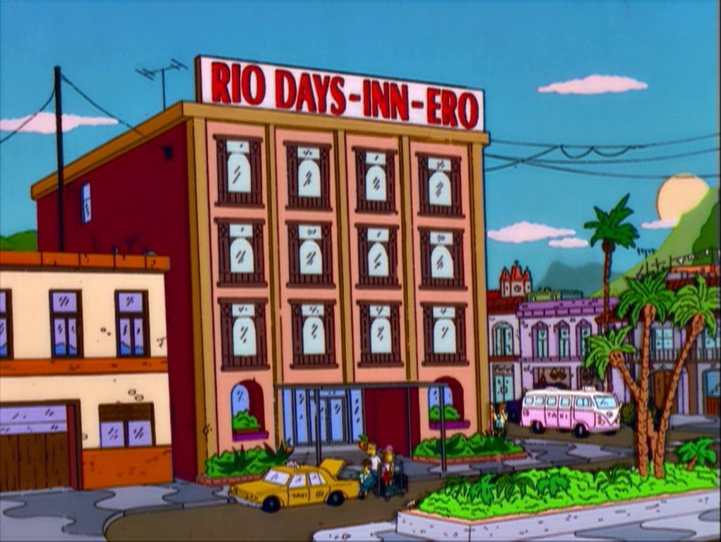 Rio Days-Inn-Ero