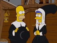 Marge and homer