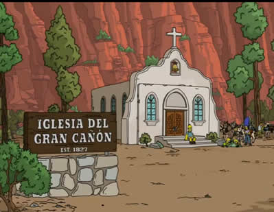 Igreja do Grand Canyon
