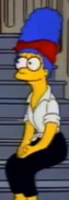 Marge in Lisa's First Word