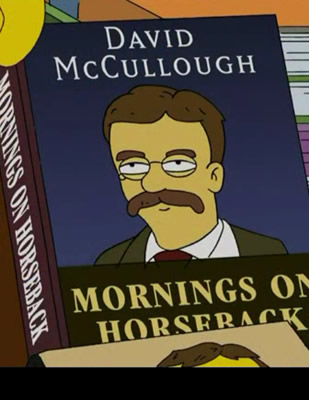 Mornings on Horseback - Livro