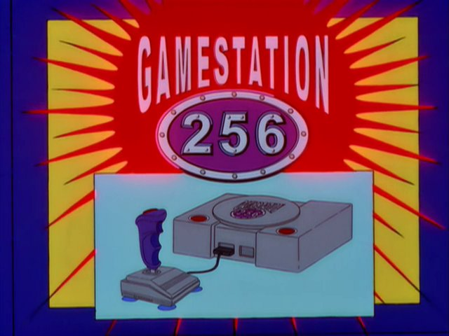 GameStation 256