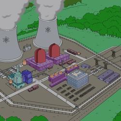 Springfield Nuclear Power Plant