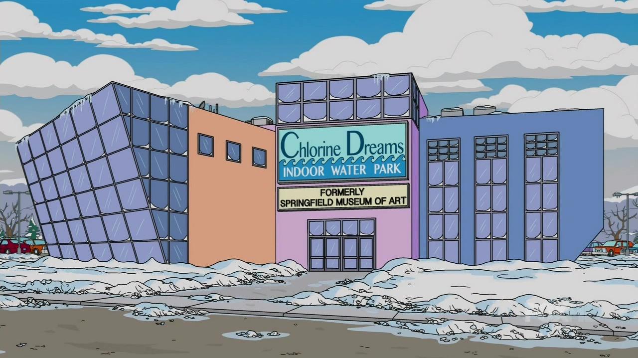 Chlorine Dreams Indoor Water Park