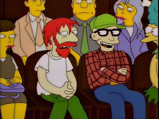 Eugene e Rusty