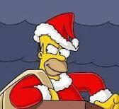 Homer no natal