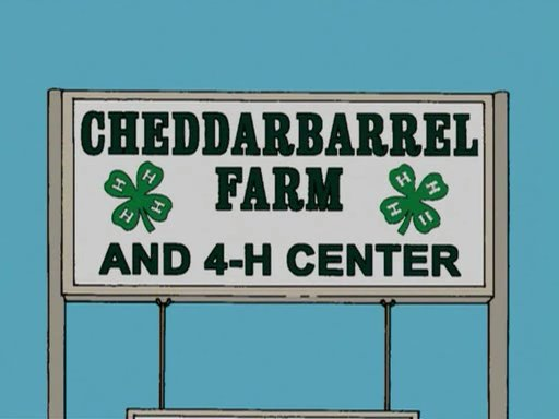 Cheddarbarrel Farm and 4-H Center