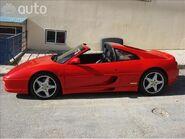 Ferrari f308 gts