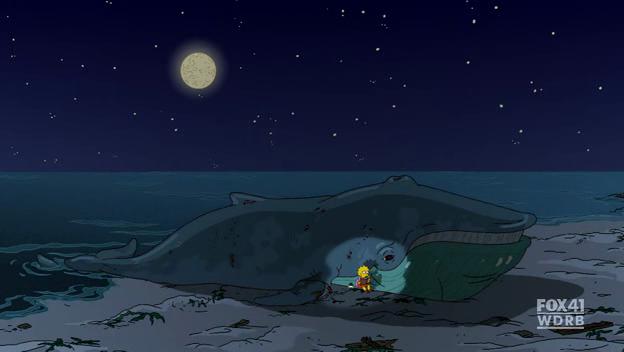 A Pequena Baleia