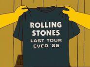 The Rolling Stones koszulka