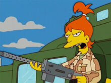 Brandine soldado iraque 18x14