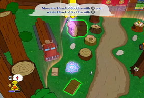 Lisa the Tree Hugger (The Simpsons Game)