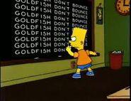 Goldfish dont bounce