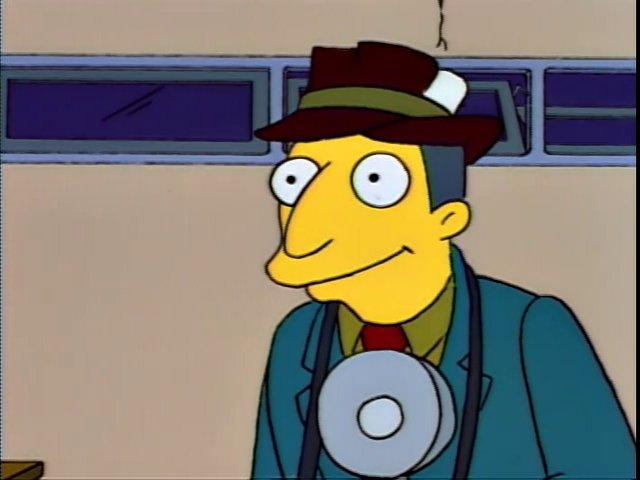 Reporter (Homer Loves Flanders)