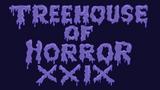 Treehouse of Horror XXIX - Title Card