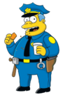 Radioactive Man 88, you're under arrest!'