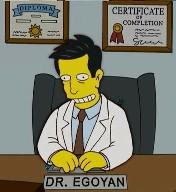 Dr. Egoyan