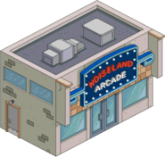 Noiseland Video Arcade Tapped Out