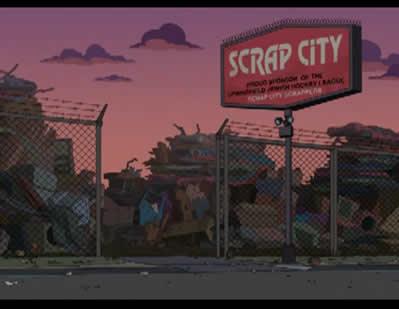Cidade da Sucata