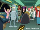 """""""Futurama"""" volta à ser produzido"""
