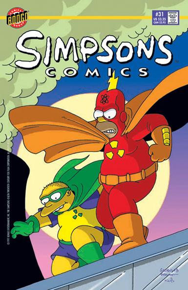 Simpsons Comics 31