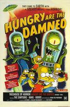 Simpsons halloween special THOH IB