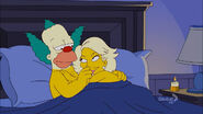Krusty and Annie