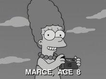 Marge 8 câmera