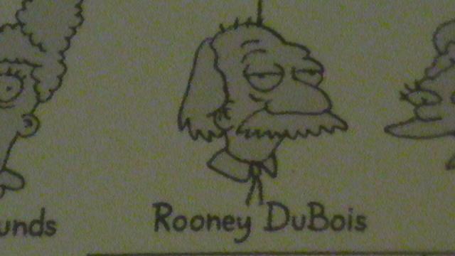 Rooney DuBois