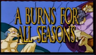 A Burns for All Seasons