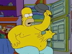 Homer gato barriga frigideira.jpg