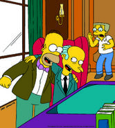 Homer the Smithers (Promo Picture)