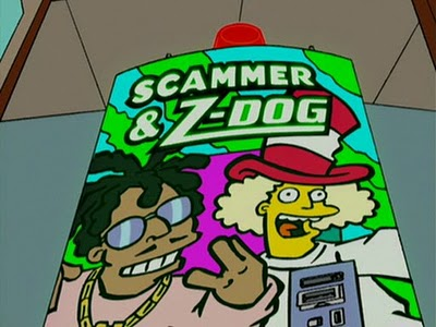 Scammer and Z-Dog
