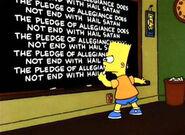 Simpsons-pledge
