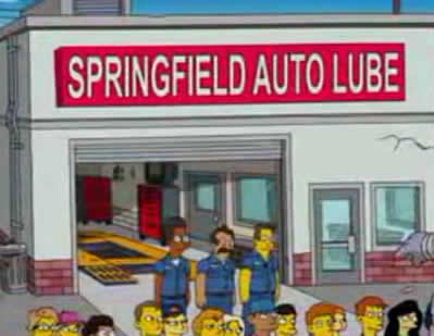 Springfield Lubrificantes