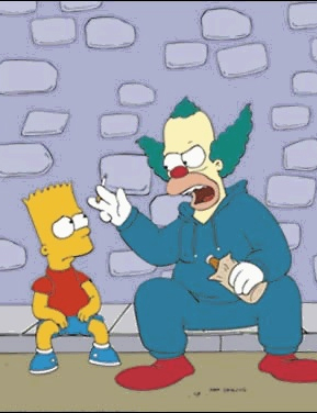 Bart, o delator