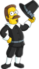 Tapped Out Puritan Flanders