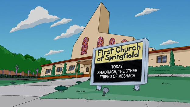 Primeira Igreja de Springfield