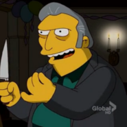 Fit-Fat Tony With a Knife
