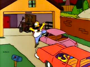 HomerScreamDrivewayS2