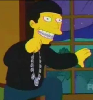 Man with the Braces