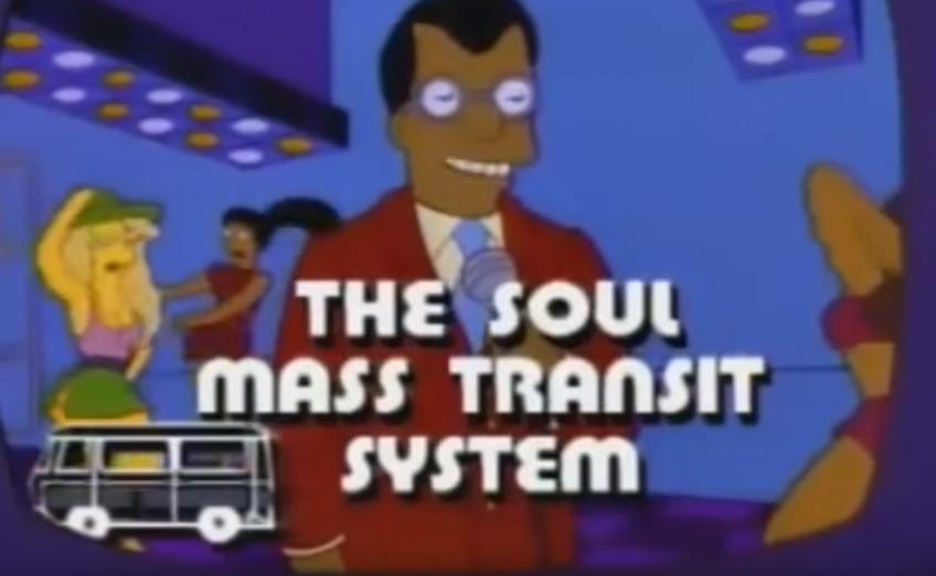 The Soul Mass Transit System