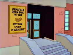 Banco de Esperma de Springfield
