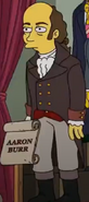 Cartoon Aaron Burr