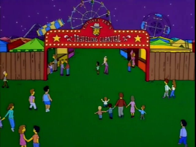 Colonel Tex's Traveling Carnival