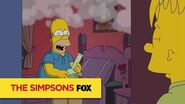 "THE SIMPSONS Think About It from ""Barthood"" ANIMATION on FOX"