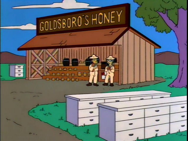 Goldsboro's Honey