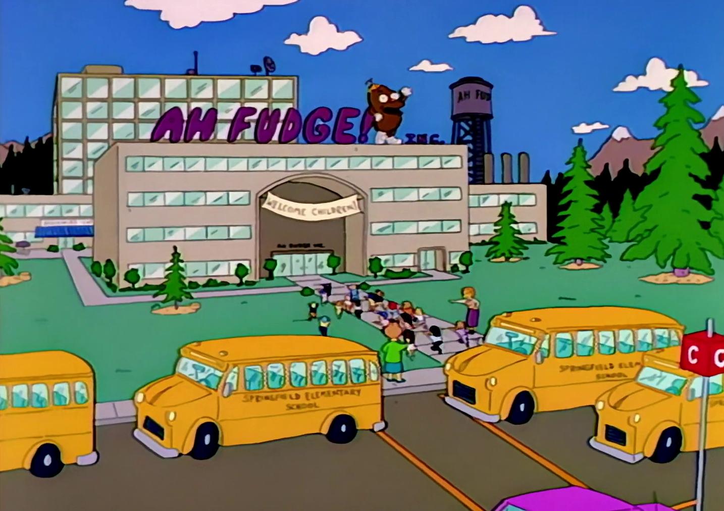 Ah, Fudge! Factory